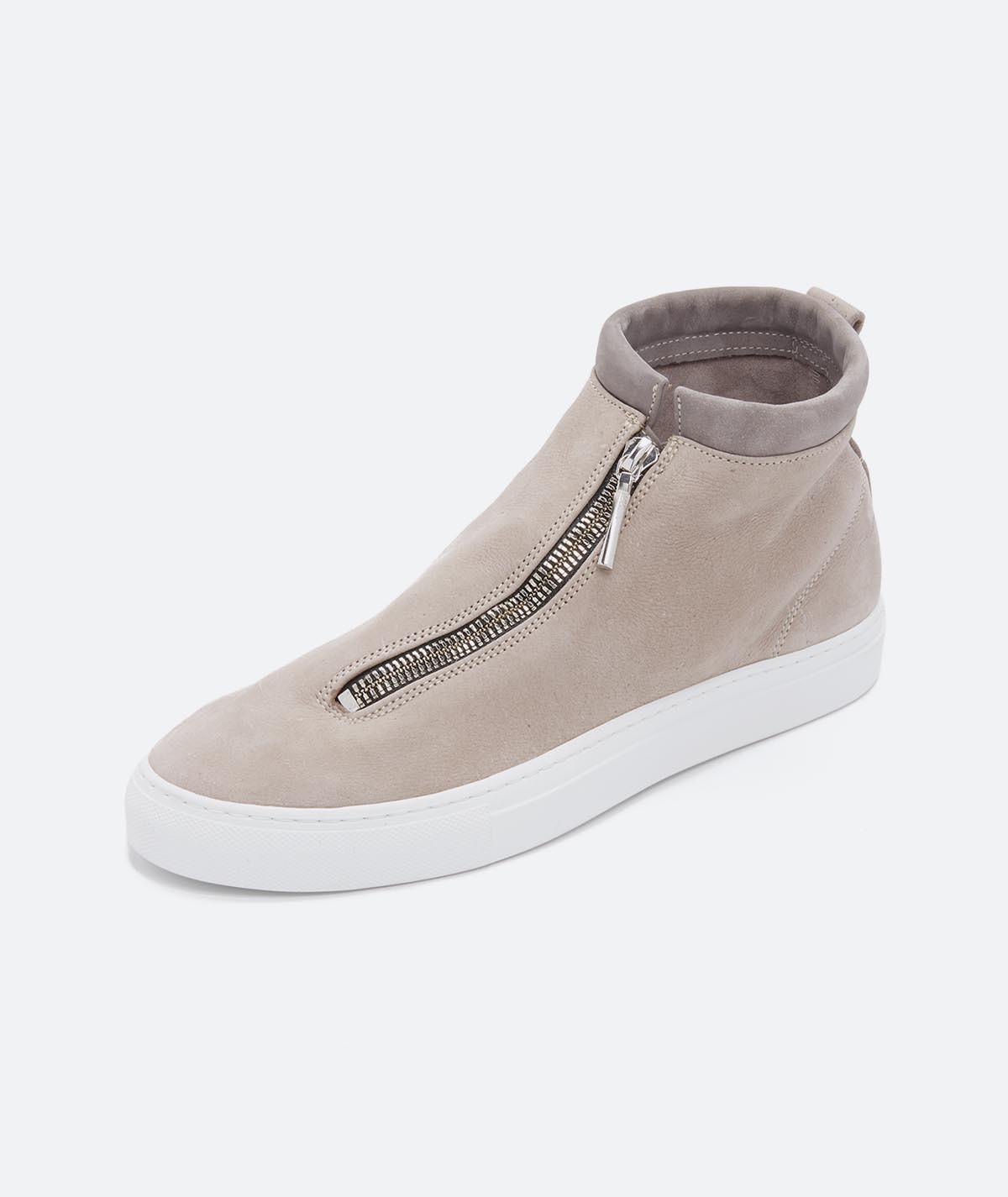 Zip Sneakers